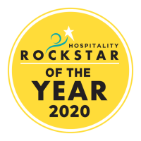 2020 Hospitality Rockstar of the Year