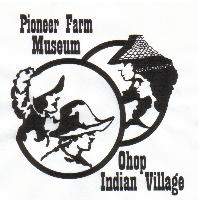 Pioneer Farm Museum logo