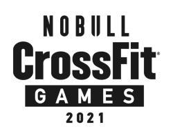 NOBULL CrossFit Games 2021 logo