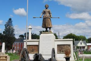 Molly Pitcher Monument