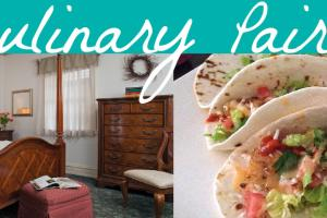Culinary Pairings: Bed & Breakfasts & Local Restaurants