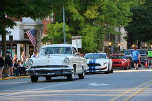 Ford Nationals Parade