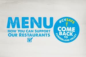 CVEats Restaurant menu promotion