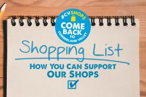 #CVShops Shopping List