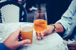 Drinking Beer Generic from Unsplash