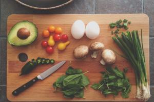 Generic Cooking Image Unsplash