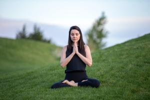 Generic Meditation Image Unsplash