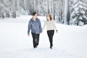 Generic Outdoor Winter Scene