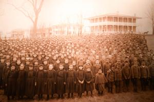 Carlisle Indian School Photo