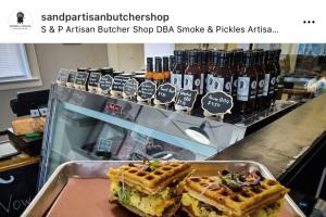 Smoke & Pickles Instagram