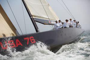 AC Sailing sailboat