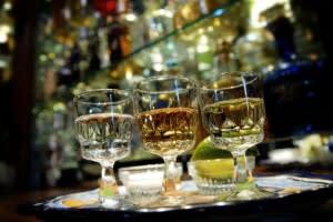 el Azteca Tequila Bar