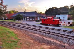 Southeastern Narrow Gauge & Shortline Museum