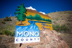 Mono County Sign