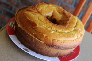 North Newark BBQ Cake