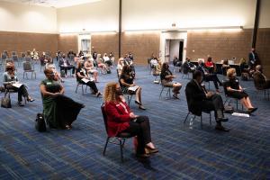 Convention Center DOSM Event