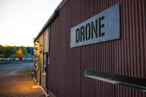 Basilica Hudson Drone Event