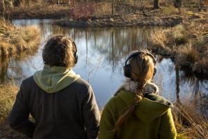 Brooklyn Botanic Garden - Winter Sound Walks