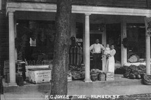 Jones Store Remsen
