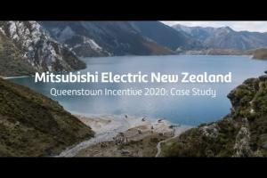 Queenstown Convention Bureau   Mitsubishi Electric Incentive - Nov 2020