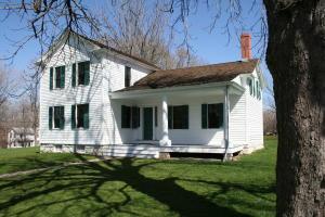 Seneca Falls Home of Elizabeth Cady Stanton