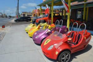 Mini-Cars