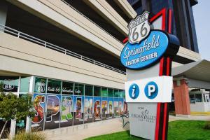Route 66 Tourist Information Center