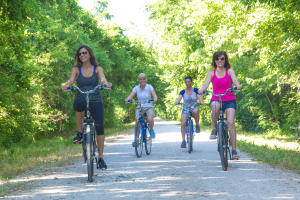 Katy Trail State Park in STCC