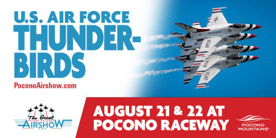 2021 Summer Co/Op ~ Billboards ~ The Great Pocono Air Show
