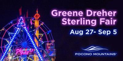 2021 Summer Co/Op ~ Billboards ~ Greene Dreher Sterling Fair