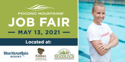 2021 Summer Co/Op ~ Billboards ~ Pocono Mountains Job Fair