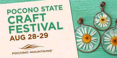 2021 Summer Co/Op ~ Billboards ~ Pocono State Craft Festival