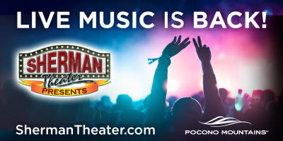 2021 Summer Co/Op ~ Billboards ~ Live Music at theSherman Theater