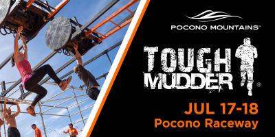 2021 Summer Co/Op ~ Billboards ~ Tough Mudder