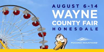 2021 Summer Co/Op ~ Billboards ~ Wayne County Fair