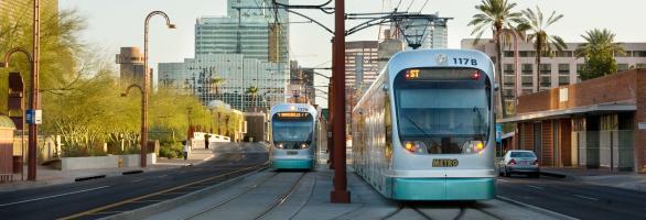 Phoenix Public Transportation | Get Around With Bus & Rail