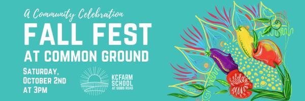 Fall Fest with KC Farm School