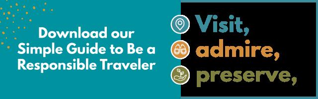 Banner Responsible Traveler Desktop