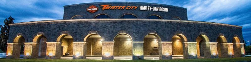 Twister City Harley Davidson Near Wichita