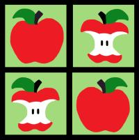 """Sweet Apples"" - Nappanee Center & Chamber of Commerce"