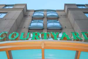 Courtyard Downtown Hotel