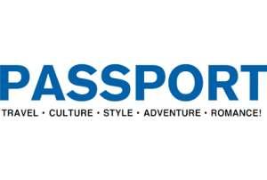 Passport Magazine logo