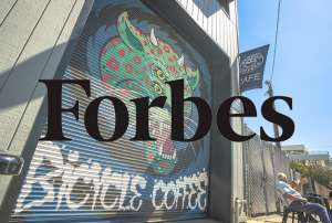 Forbes travel logo