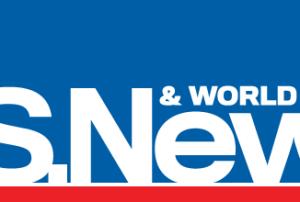 Graphic of U.S. News Logo