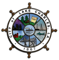 City of Lake Charles Clear Logo