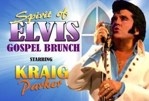 elvis gospel brunch PAC 2021