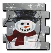 Snowy PWAT