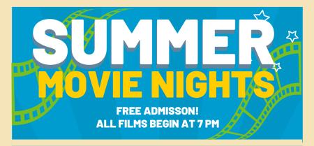 Summer Movie Nights at Brownsburg Parks