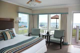 Aloutte Beach Resort_Room with a view