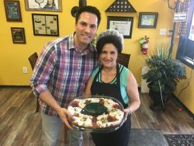 Zach & Tricia Randazzo-Zornes, Camellia City Bakery in Slidell
